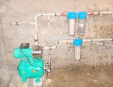 Як зробити розводку води