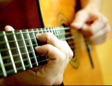 Як складати пісні під гітару