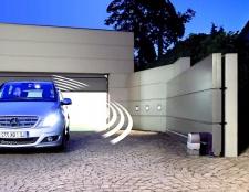 Як встановити гаражні ворота