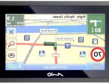 Як встановити програму на GPS навігатор