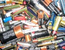 Як утилізувати батарейки