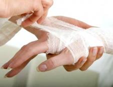 Як обробити глибоку рану