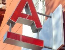 Як оформити кредит в Альфа-банку