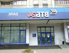 Як оформити кредит у ВТБ 24