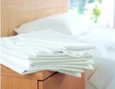 Як відбілити бавовняну тканину