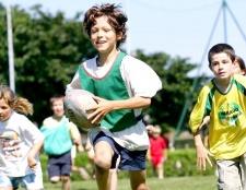 Як зробити дітей спортивними
