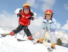Як вибрати спорт для дитини