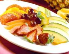 Як вивести плями від фруктів
