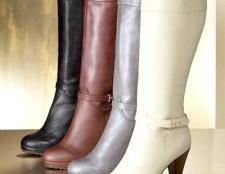 Як підібрати осінні чоботи