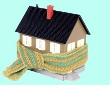 Як утеплити стіни в приватному будинку