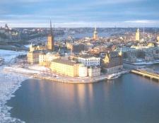 Як знайти роботу в Швеції