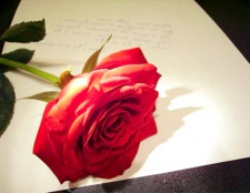 Як написати гарного листа коханій