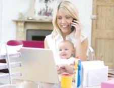 Як відзначати в табелі відпустку по догляду за дитиною
