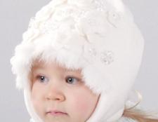 Як зшити дитячу хутряну шапку