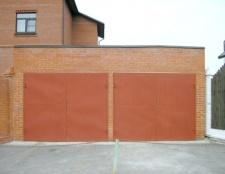 Як зміцнити гаражні ворота