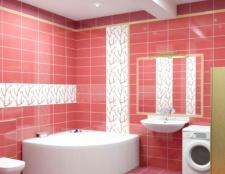 Як укласти плитку у ванній кімнаті