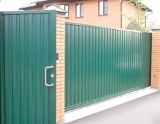 Як встановити автоматичні ворота