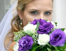 Як зібрати весільний букет