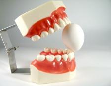 Як зберігати зубні протези
