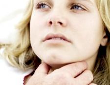 Як лікувати збільшення лімфовузлів