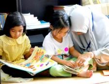 Як навчити дитину складати склади