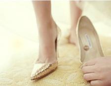 Як зробити взуття менше