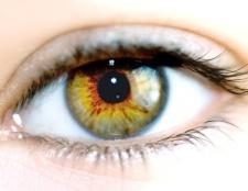Як вилікувати зоровий нерв