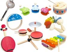 Як музичні іграшки впливають на розвиток дитини