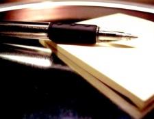 Як написати супровідний лист до документа