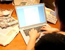 Як написати творчий звіт вчителя
