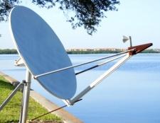 Як вибрати супутникове обладнання